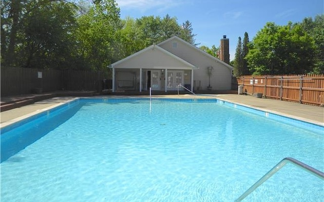 Swimming Pool at Timberlake Condos Clubhouse (Nashville, TN)