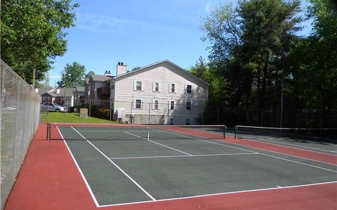 Timberlake Condos Nashville - Outdoor Tennis Court